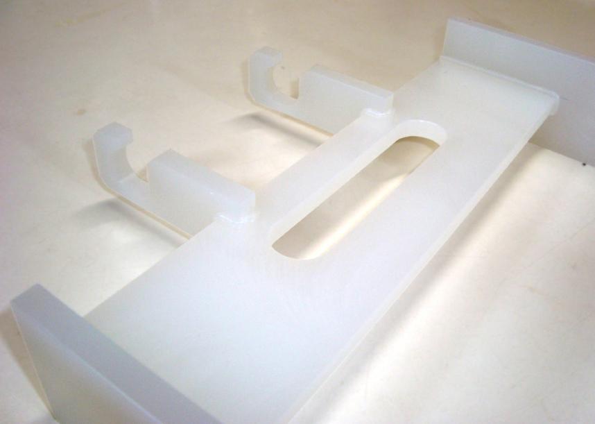 ポリプロピレン溶接加工品 接合溶接部分