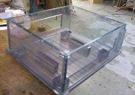 透明PVC槽
