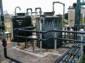 排水処理設備配管